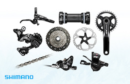 Win a Shimano XT Drivetrain and Brakes - Pinkbike's Advent Calendar Giveaway