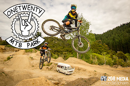 One Twenty MTB Park - Whakatane, New Zealand