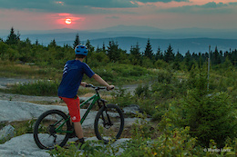 The Mountain Bike Tourist, Quebec Road Trip Part One - Circuits Frontières