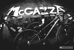 Slopestyle in Memory of McGazza: Photo Epic - Crankworx Rotorua 2017