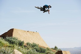 Sammy Mercado Builds His Dream Jump Line in So-Cal - Video