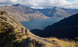 Caroline Buchanan and Barry Nobles: Living the Ride, New Zealand – Video