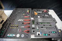 What's In a World Cup Mechanic's Toolbox?