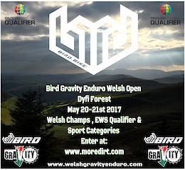 Bird Welsh Open EWS Qualifier - Dyfi Preview
