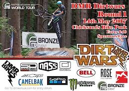 DMR Dirt Wars UK Starts this Weekend at Chicksands Bike Park