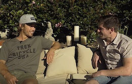 Sitting Down with Trek Factory Athlete, Graeme Mudd - Video