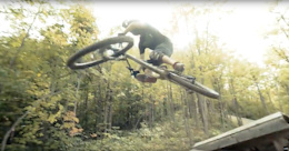 Blue Mountain Bike Park,The Launch - Video