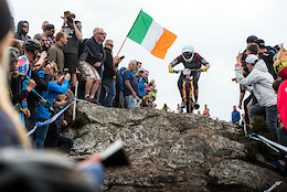 Ibis Cycles EWS Team Holds Down Number One – Ireland Race Report