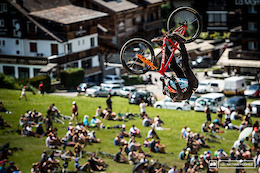 Slopestyle Schedule Change at Crankworx Innsbruck