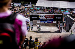 Modified Track Sections and Plenty of Stoke in Lenzerheide