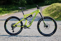 Whyte G-170 - First Ride