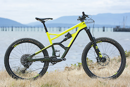 Cannondale Jekyll 2  - Review