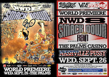 New World Disorder 8 - Smack Down World Premiere - Las Vegas!
