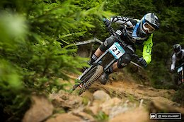 Dust Vader: IXS European Downhill Cup 4 - Qualifying Photo Epic and Video