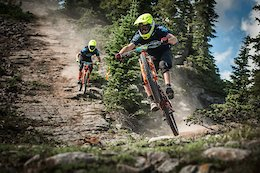 Ibis Cycles Enduro Race team at EWS Aspen - Video
