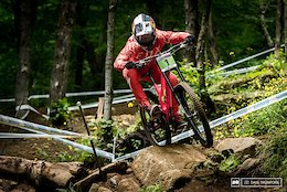 Qualifying Results - Mont-Sainte-Anne DH World Cup 2017
