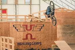 "Chris ""Swiss"" Raeber Flows Highland Mountain Bike Park - Video"