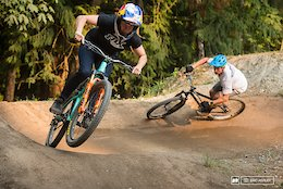 Whatcom Falls Pumptrack's Grand Opening - Bellingham, WA
