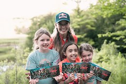 Emily Batty Project Teams Up with Durham Shredders Youth MTB Cycling Program