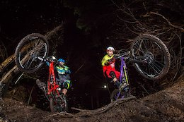 A Nightmare on Dirt Street: Ben Deakin and Oli Carter Own the Night - Video