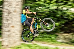 Wyn Masters Rides Leogang Up and Down - Video