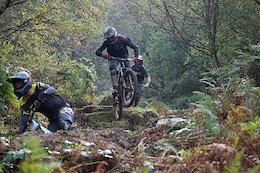 BikePark Wales Launch Root Manoeuvres - Video