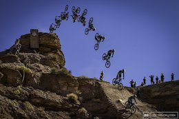 Action Highlights - Red Bull Rampage 2017