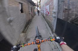 Wild Urban Downhill Racing in Taxco, Mexico - Video