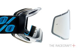 Introducing the 100% Racecraft+ Goggle