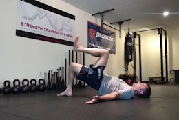 James Wilson's Workout of the Month - November