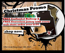 Sombrio Cartel & Sombrio Girl Christmas Promotions