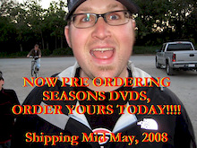 Now accepting Pre Orders for Seasons DVD