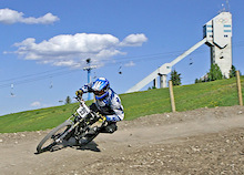 Canada Olympic Park - Mountain Bike Burn Out Series