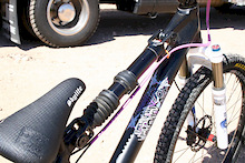 """Aaron Chase """"Softtail"""" - Bike Check"""
