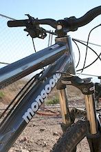 Interbike 2008 - Mongoose Khyber Super