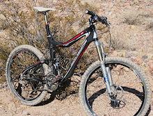 Interbike 2008 - Rocky Mountain Altitude 90 RSL