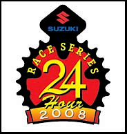 Suzuki 24 Hours of Moab: The Galactic Championships