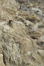 Biking the Badlands  a poem