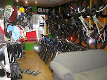 Want to own your own bike shop?