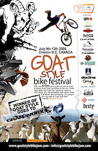 Goat Style Bike Festival July 9th-12th