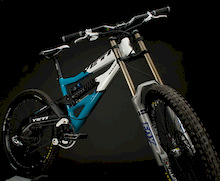 Yeti 303R DH - Linear Rail Technology!