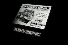 Straitline Pedals - Custom Pinkbike platforms.