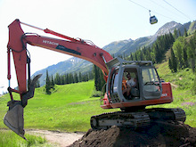 Kicking Horse Bike Park - Trail Crew Update #4