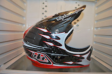 Troy Lee Carbon D2 Shaun Palmer
