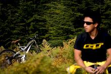 Andrew Cho Bike Check - 2010 GT Fury