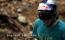 Brandon Semenuk Fall Training Video!
