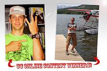 Calgary Cycle Online 'Log in and Win' Winners!