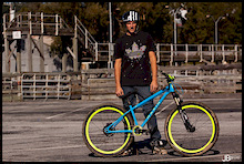 Andrew Taylor - Bike Check