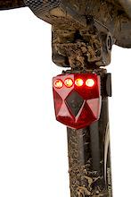 Blackburn Flea USB + Solar lights: Parts Check