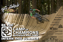 "Enter The ""Be The Camp of Champions Intern"" Contest"